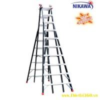 Thang nhôm gấp đa năng Nikawa NKB-50