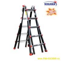 Thang nhôm gấp đa năng Nikawa NKB-45