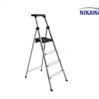 Thang nhôm ghế 4 bậc Nikawa NKP-04