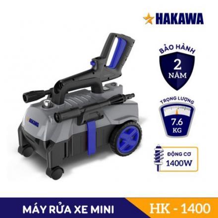 Máy Xịt Rửa Mini Hakawa HK-1400W