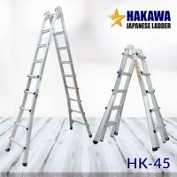 Thang Nhôm Gấp Đa Năng HAKAWA HK-45
