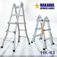 Thang Nhôm Trượt HAKAWA HK-43