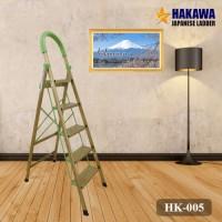 Thang Nhôm Ghế 5 Bậc HAKAWA HK-005