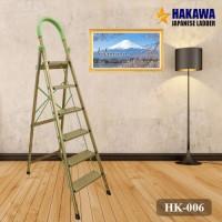 Thang Nhôm Ghế 6 Bậc HAKAWA HK-006