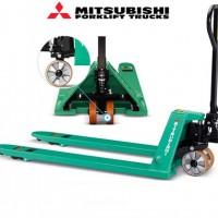Xe nâng tay pallet Mitsubishi BF35